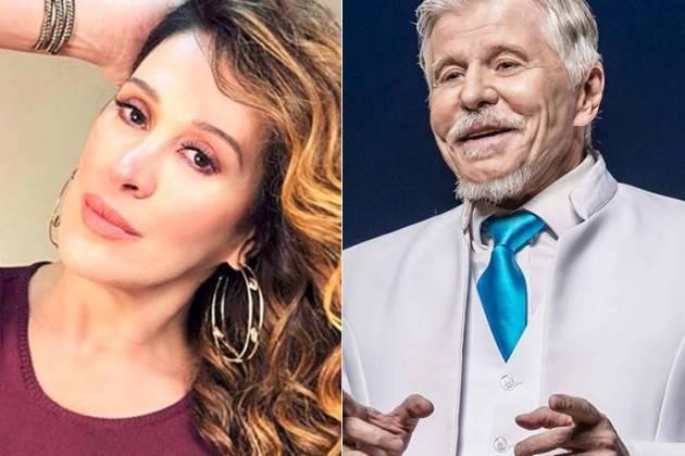 Claudia Raia e Miguel Falabella/Divulgação