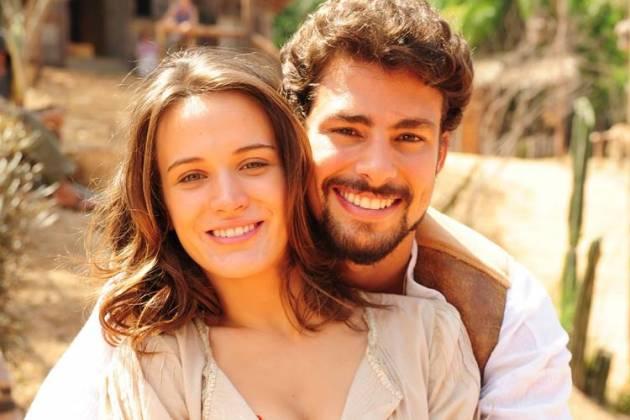 Cordel Encantado - Açucena e Jesuíno (TV Globo / João Miguel )Júnior