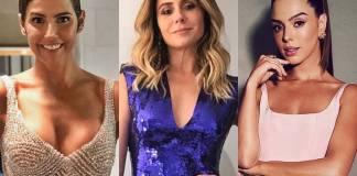 Deborah Secco - Giovanna Antonelli - Giovanna Lancellotti/Instagram