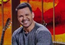 Eduardo Costa (Reprodução/TV Globo)
