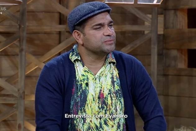 Evandro Santo (Foto: reprodução PlayPlus)