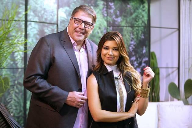 Faccioli e Amanda Françozo/RBTV