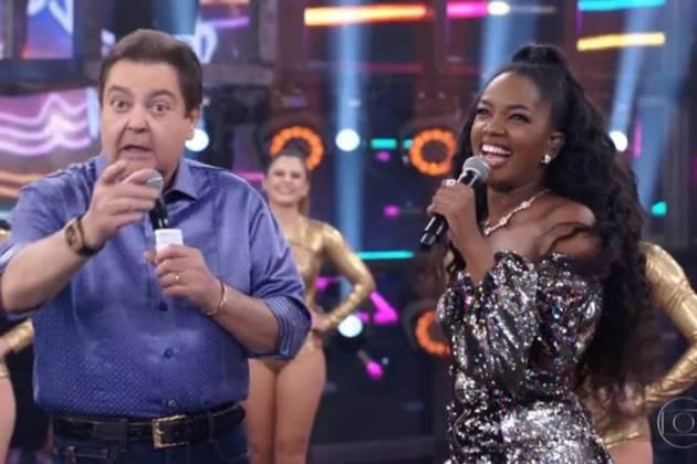 Faustão (Foto: Reprodução TV Globo)