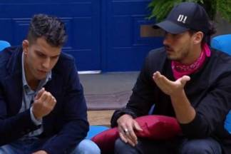 Felipe Sertanejo e João Zoli - Reprodução/Record TV