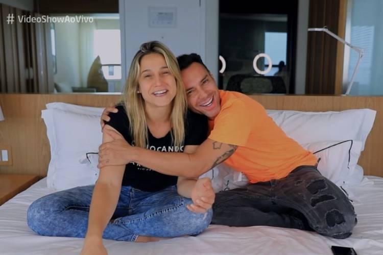 'Eu perdoo a Veveta', afirma Fernanda Gentil após Ivete Sangalo revelar segredo