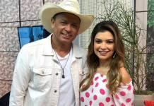 Frank Aguiar e Amanda Françozo/RBTV