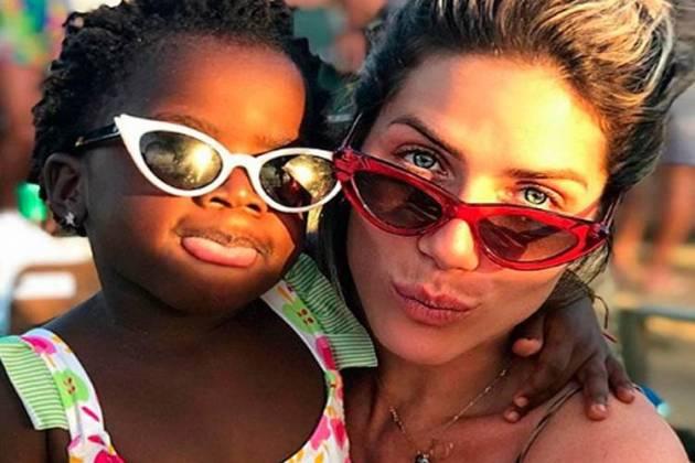 Giovanna e Titi (Foto: reprodução Instagram)