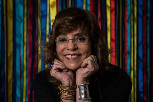Glória Perez (Foto: Fábio Rocha/ TV Globo)