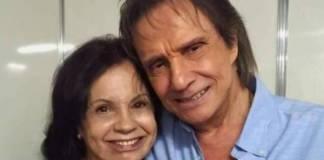 Isolda e Roberto Carlos - Reprodução