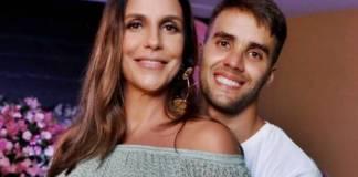 Ivete Sangalo e Daniel Cady/Instagram