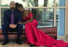 Iza e o seu futuro marido - Reprodução/Instagram