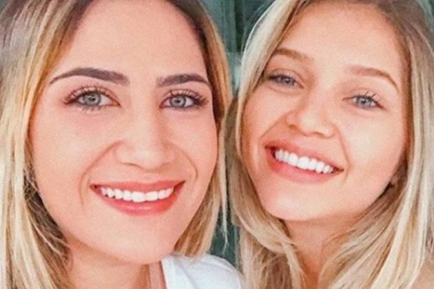 Jéssica e Lyandra - Reprodução/Instagram