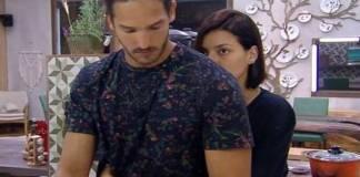 João e Gabi (Foto: PlayPlus)