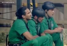 João, Rafael e Evandro - Reprodução/Record TV