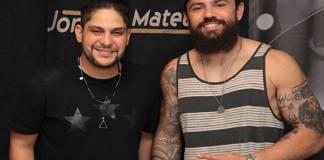 Jorge e Mateus (Foto: Divulgação Sérgio Freitas)