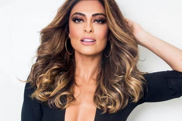 Juliana Paes (Foto: divulgação Sérgio Baia)