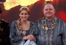 Larissa Parisson e Leo Jaime