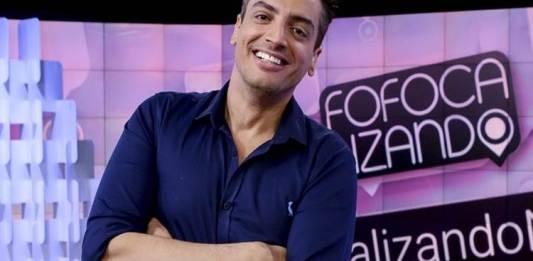 Leo Dias (Foto: divulgação SBT)