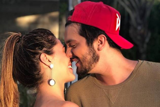 Luan Santana e Jade Magalhães - Reprodução; Instagram