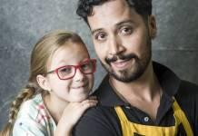 Malhação - Mel e Getulio (Globo/Raquel Cunha)