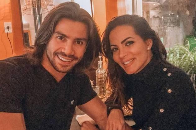 Mariano e Carla Prata - Reprodução/Instagram