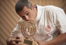 Masterchef - Rafael vencedor (Carlos Reinis/Band)