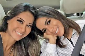 Mayra Cardi e Anitta - Reprodução/Instagram