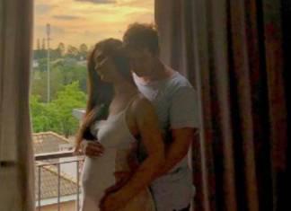 Paula Aires e Matheus - Reprodução/Instagram