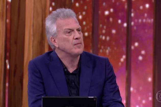 Pedro Bial (Reprodução/TV Globo)