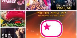 Prêmio Área VIP 2018 - Hit do Ano