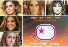 Prêmio Área VIP 2018 - Melhor Atriz