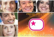Prêmio Área VIP 2018 – Melhor Colunista de TV e Famosos