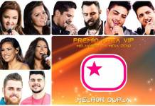 Prêmio Área VIP 2018 - Melhor Dupla