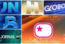 Prêmio Área VIP 2018 - Melhor Telejornal