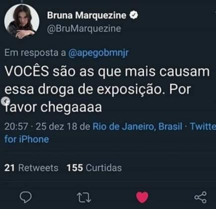 Publicação Bruna Marquezine - Reprodução/Instagram