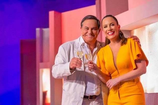 Ronnie Von e Regina Volpato (Foto:Vitor Zocarato)