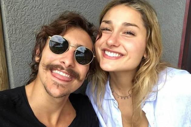Sasha e Bruno (Foto: reprodução instagram)