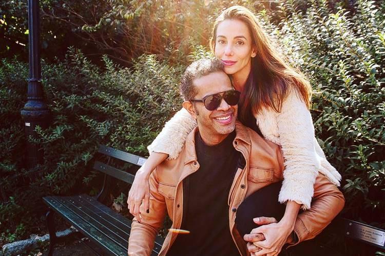 Tania Khalill e Jair Oliveira comemoram 13 anos de casados e trocam declarações