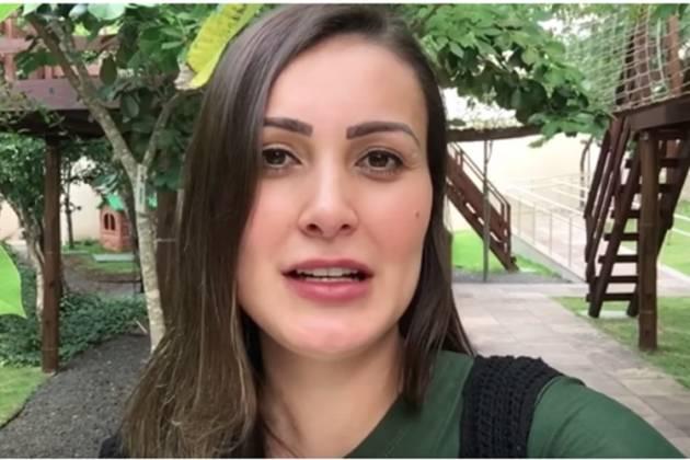 Andressa Urach (Foto: reprodução Instagram)
