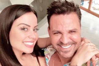 Victoria Villarim e Eduardo Costa/Instagram