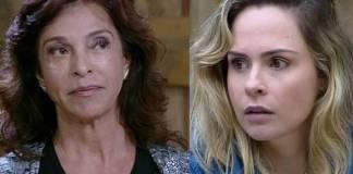 Vida e Ana Paula (Foto: montagem)