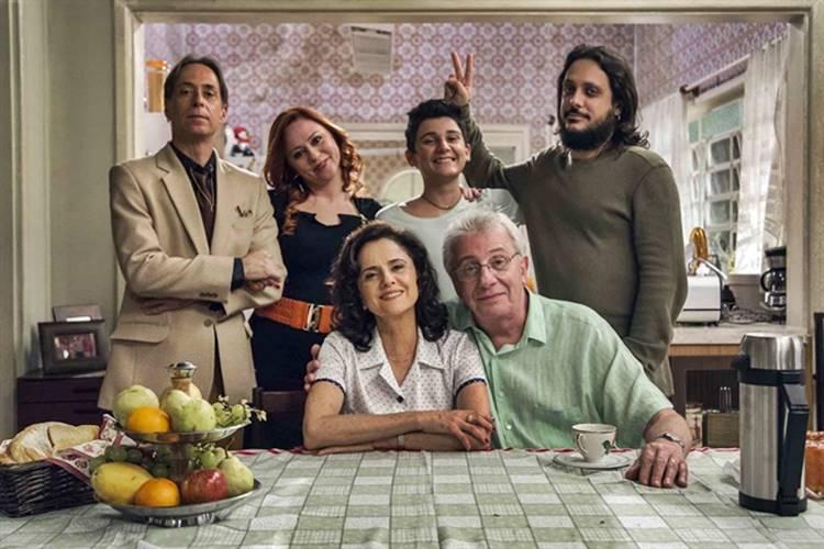 Globo exibe nova edição do 'Álbum da Grande Família'