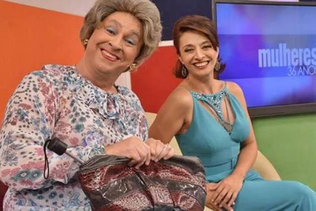 Cátia Fonseca (Foto: TV Gazeta)
