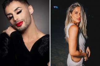 Agustin e Giovanna Ewbank - Arte Area VIP