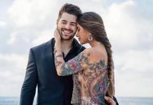 Alok e Romana/Instagram