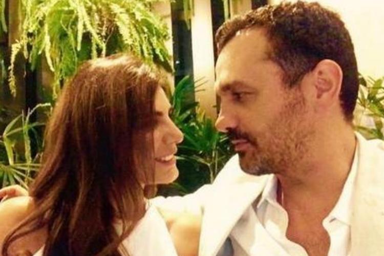 Ex de Leandra Leal assume namoro com jornalista global