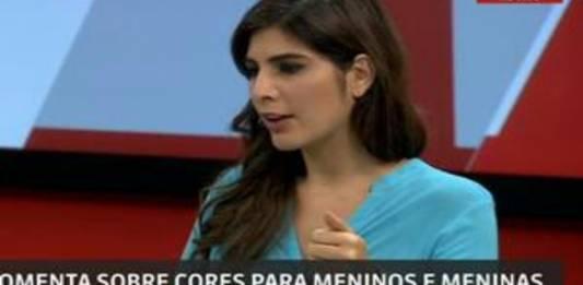 Andréia Sadi - Reprodução/GloboNews