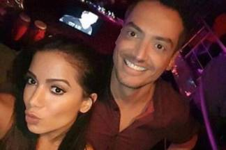 Anitta e Leo Dias - Reprodução/Instagram