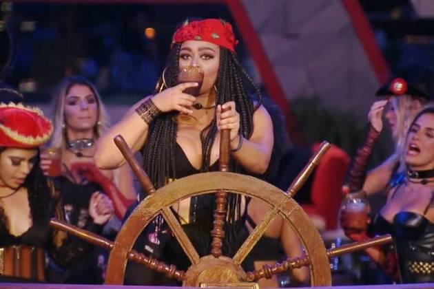 BBB18 - Festa Grandes Navegantes (Reprodução/TV Globo)