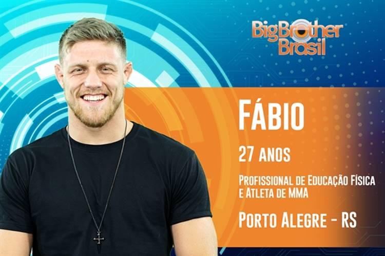 BBB19 - Fábio (Reprodução/TV Globo)